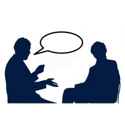 Conversaciones de coaching individuales
