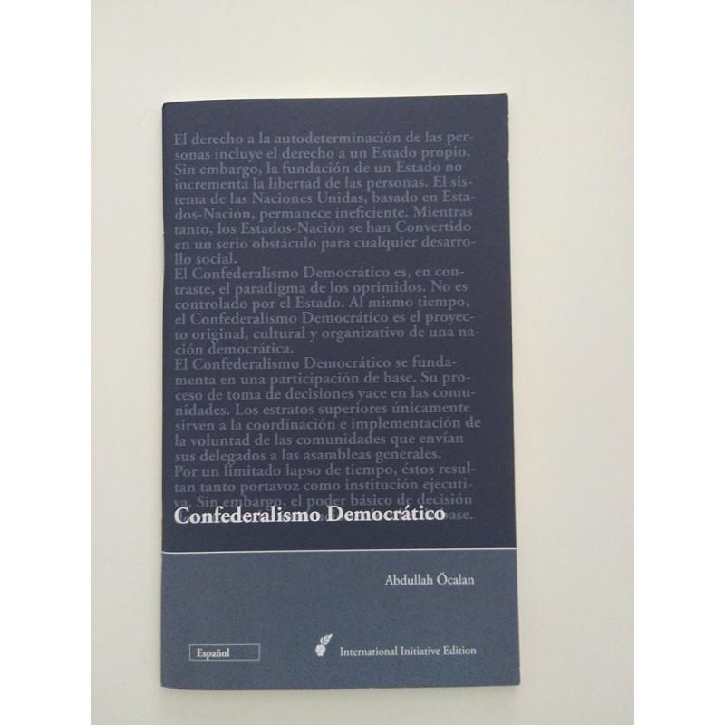 Book Confederalismo Democratico