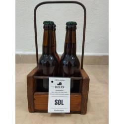 Cerveza artesana Hèlix