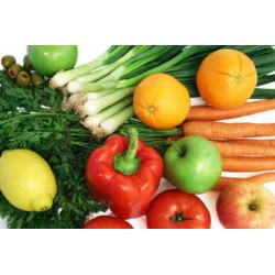 Bolsón de verduras agroecológicas