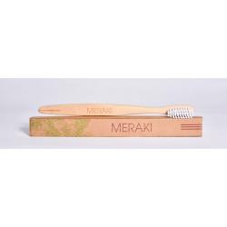 Cepìllos de dientes de bambu