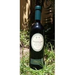 Vino orgánico Esmeralda Fernández