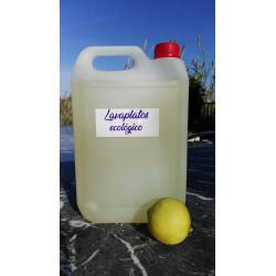 Lavaplatos ecológico 5L