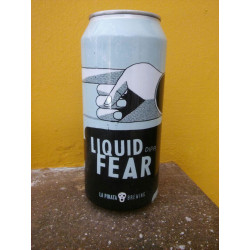 Liquid Fear (lata 44cl)