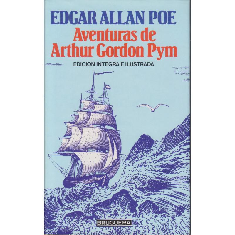 Aventuras de Arthur Gordon Pym - Edgar Allan Poe