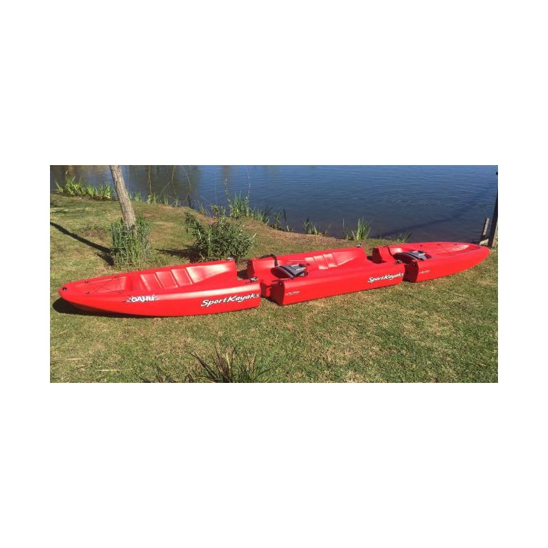 Kayak simple o doble
