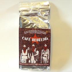 Café Rebeldía mòlt