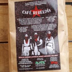 Café Rebeldía en grà