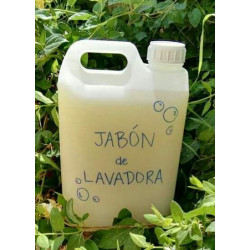 Organic Washing-Machine Soap (5L)