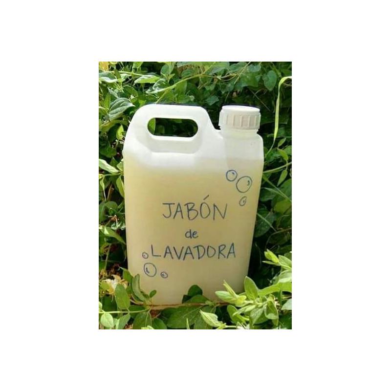 Organic Washing-Machine Soap (5L)