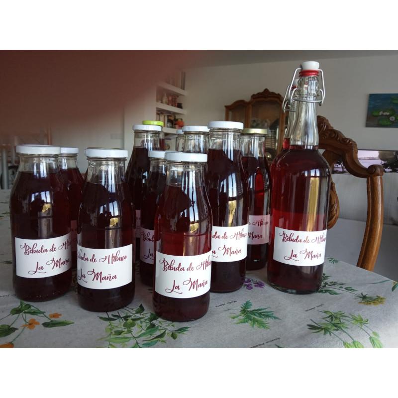 Bebida Té de Hibisco/Jamaica